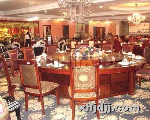 香河酒店家具提供生产电动餐桌厂家