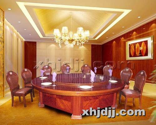 香河酒店家具提供生产三利电动餐桌厂家