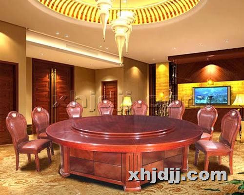 香河酒店家具提供生产香河电动餐桌厂家